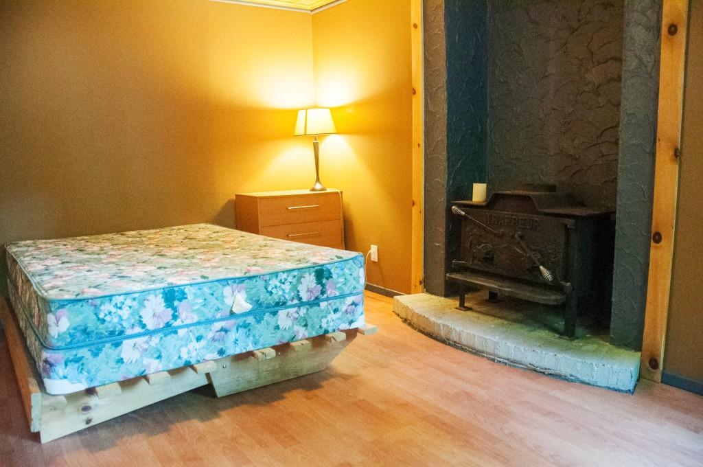 Chalet Chambre 1 - Camping Nature Plein air, Estrie, Cantons de l'est
