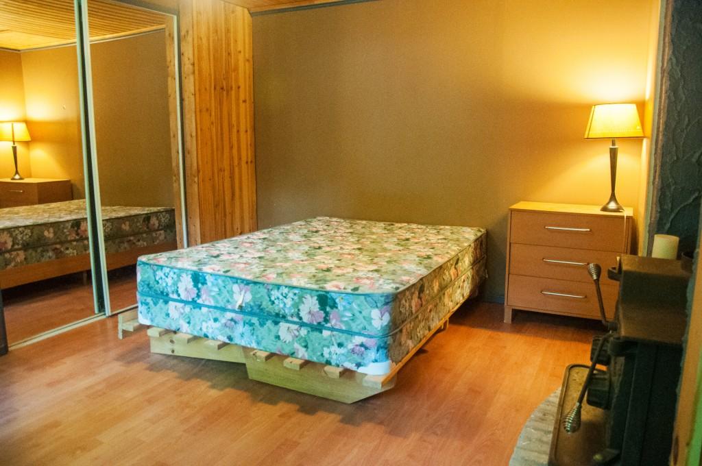 Chalet Chambre 2 - Camping Nature Plein air, Estrie, Cantons de l'est