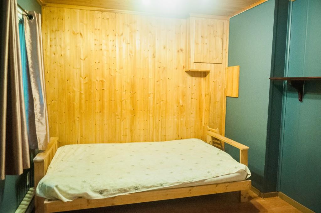 Chalet Salon - Camping Nature Plein air, Estrie, Cantons de l'est