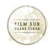 Film sur grand écran - Camping Nature Plein Air