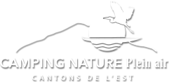Camping Nature Plein Air Logo