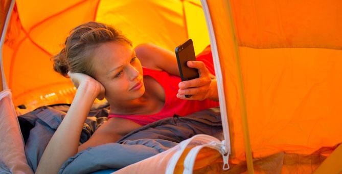 Service de Wi-Fi sur votre site - Camping Nature Plein Air
