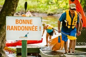Kayak - Camping Nature Plain air, Estrie, Cantons de l'est